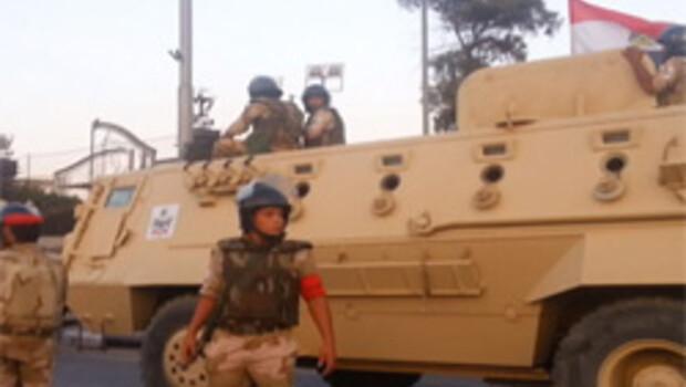 Mısır ordusundan Müslüman Kardeşler'e ültimatom