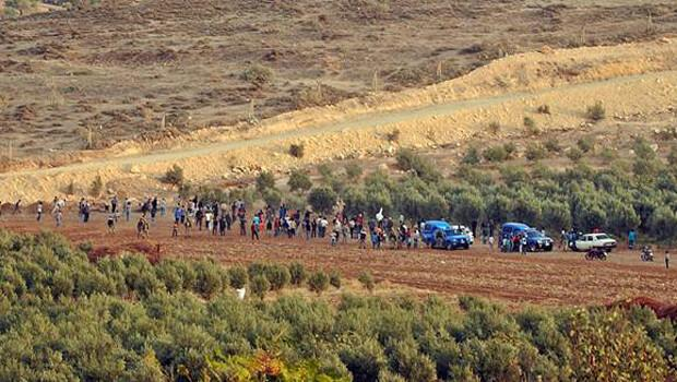 Reyhanlı sınırında 'duvar' tartışması