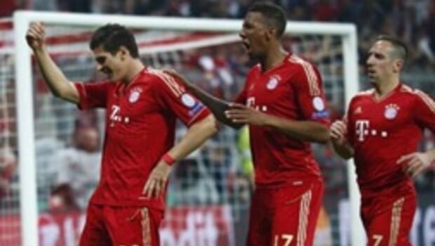 Bayern Münih rekora doymuyor
