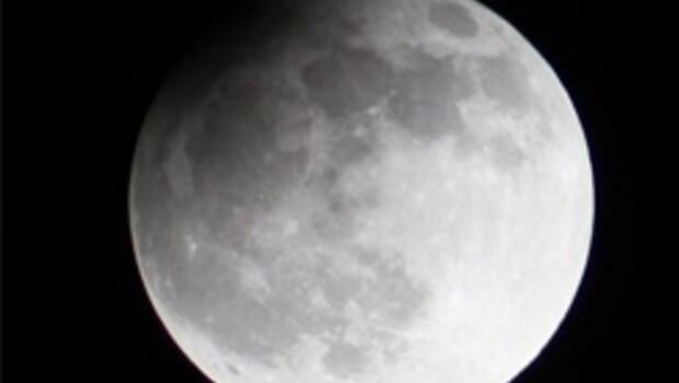 Ay tutulması İstanbul'da izlendi