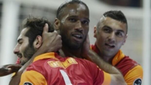 Galatasaray 3-1 SB Elazığspor