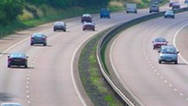 Duble yollarda hız sınırı 110 oluyor