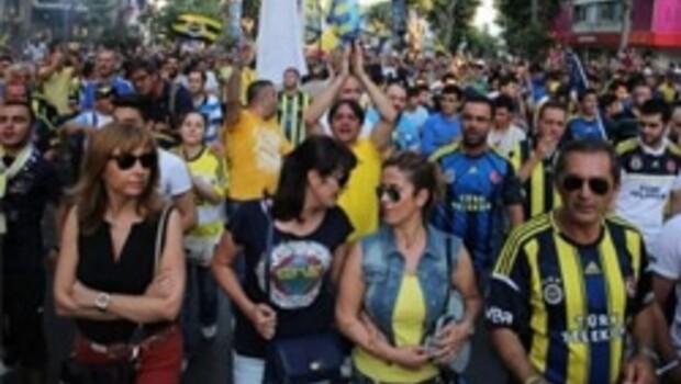 Büyük Fenerbahçe yürüyüşü