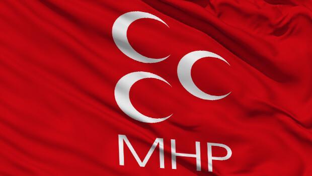 MHP İl Başkanı kazada yaralandı