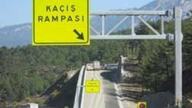 Türkiyede ilk: Acil Kaçış Rampası