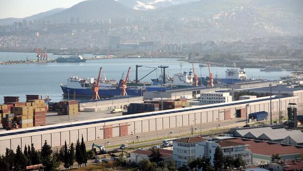Rusya'ya misilleme: 4 gemi Samsun Limanı'nda 'tutuklandı'