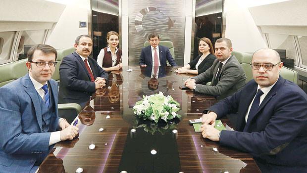 Başbakan Davutoğlu'ndan Putin'e yanıt: Ciddiye almıyoruz
