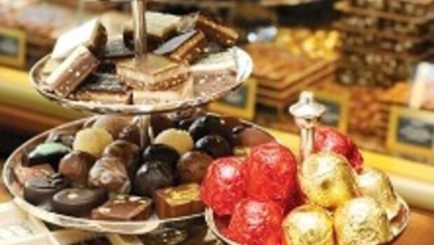 Çikolatanın en iyi 10 adresi
