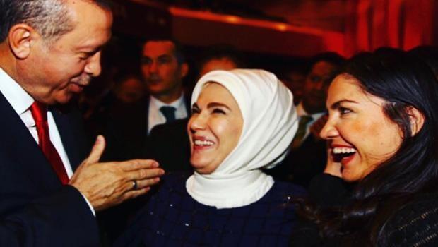 Erdoğan'ın en beğendiği oyuncu Özlem Balcı: 'Ben de şaşırdım'