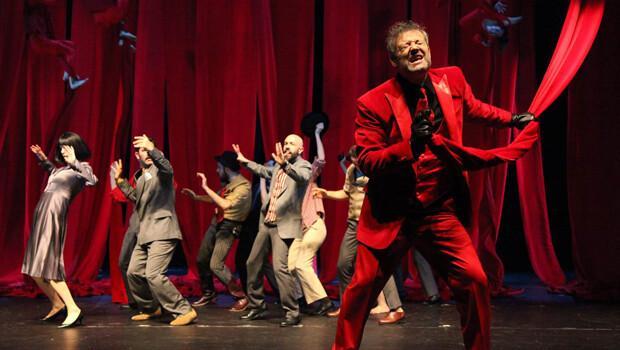 Şehir Tiyatroları'na Erhan Yazıcıoğlu'nun yerine Süha Uygur atandı
