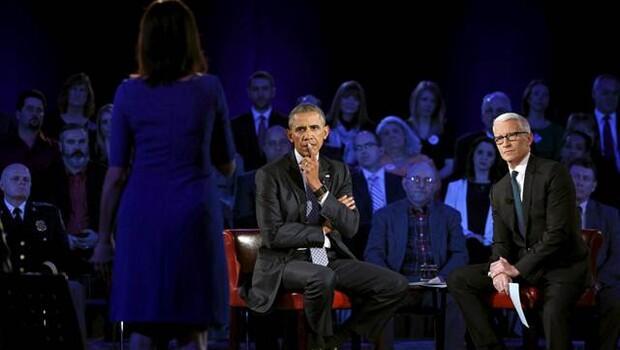 ABD Başkanı Obama: Herkesin elindeki silahı almıyoruz