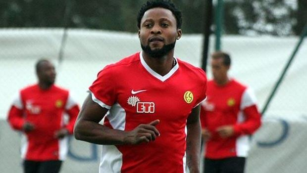 Eskişehirspor, Lawal'ın sözleşmesini feshetti!