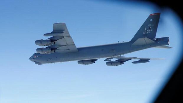 ABD'den Kuzey Kore'ye 'B-52' ile gözdağı