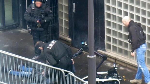 'O saldırganın kimliği tespit edildi'