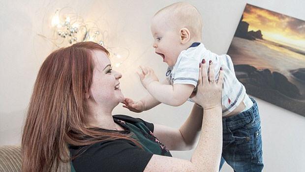 Hamileyken hamileliğe alerjisi olduğunu öğrendi