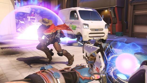 Blizzard'dan yeni oyun: Overwatch