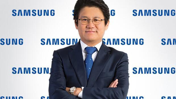 DaeHyun Kim Samsung Türkiye'nin başına geçti