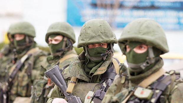 Rus askeri Kamışlı'da