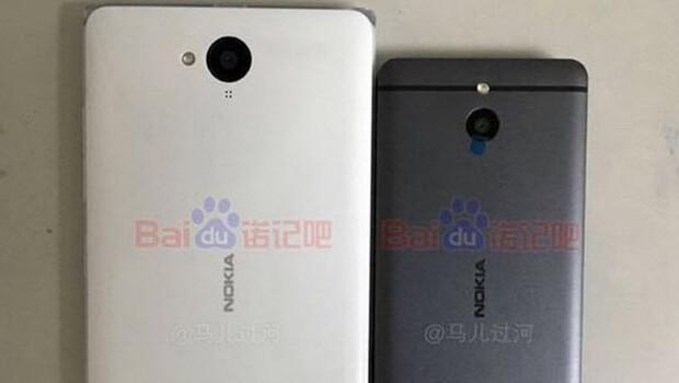 Nokianın yeni telefonları ortaya çıktı