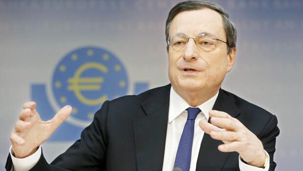Piyasalarda Draghi rüzgârı