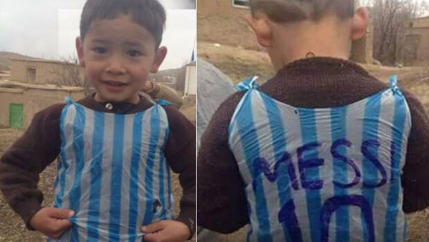 İşte Messi'nin aradığı çocuk!