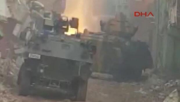 Sur'da çatışma: Bir asker şehit, 4 asker yaralı