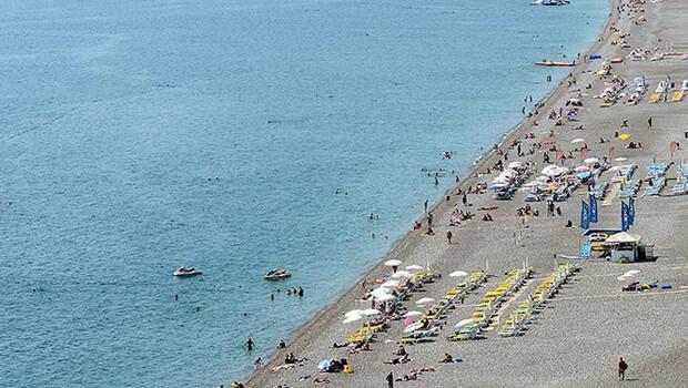 Türkiye'yi en çok Alman turist ziyaret etti