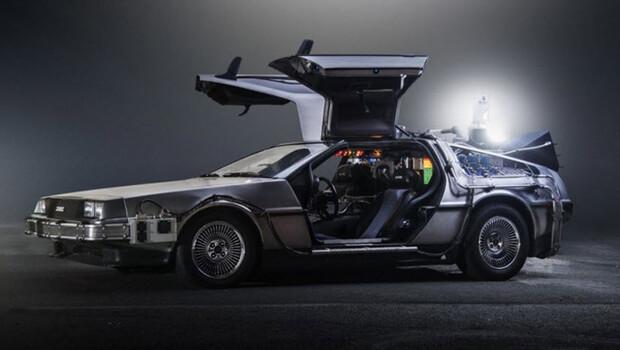 Geleceğe Dönüşün DeLoreanı geri dönüyor