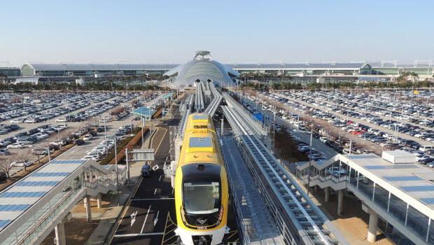 Güney Kore ilk manyetik raylı treni hizmete girdi