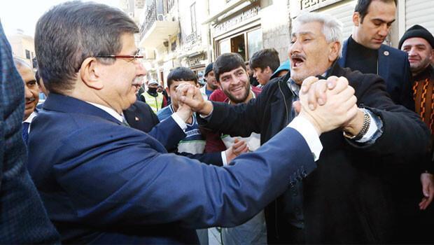 Başbakan Ahmet Davutoğlu 10 maddelik planı açıkladı