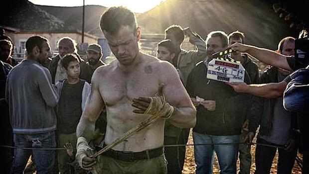 Efsane karakter Matt Damon ile dönüyor