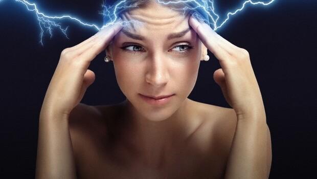 Baş ağrısı değil baş belası: Migren!