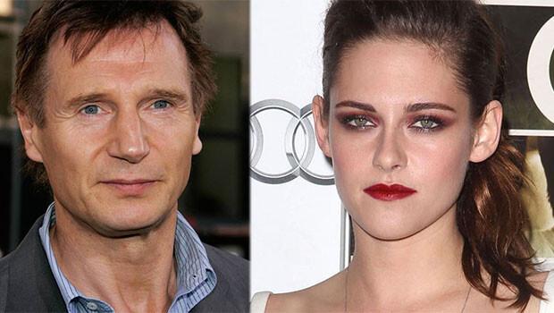 Liam Neeson'ın gerçek aşkı Kristen Stewart mı?