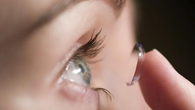 Bu buluş kontakt lensleri ekrana dönüştürecek