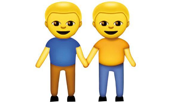 Eşcinsel emojiye yasak