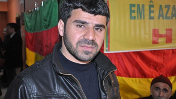 HDP ilçe başkanı Şükrü Timurtaş tutuklandı