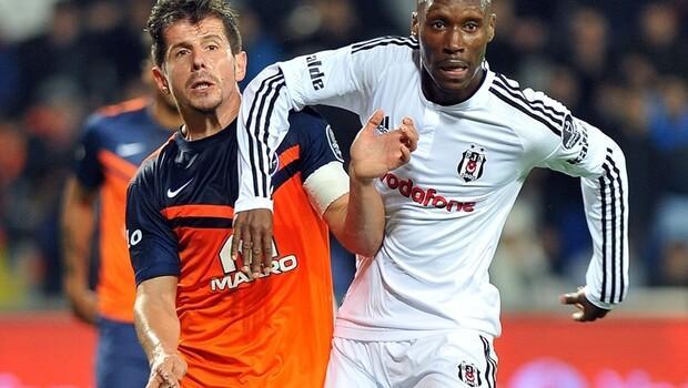 Medipol Başakşehir 2-2 Beşiktaş