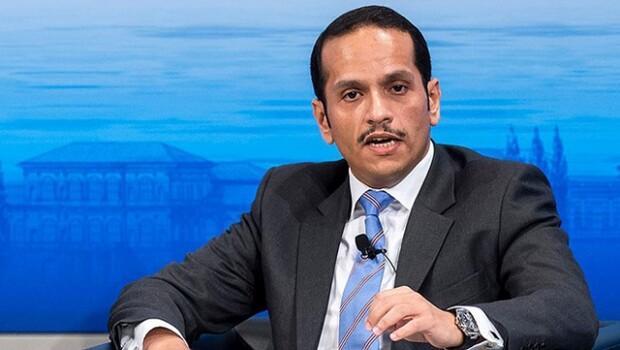 Katar Dışişleri Bakanı Sani: Suriye'ye kara operasyonunu ABD planladı