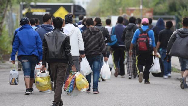 Almanya bu sene 500 bin sığınmacı bekliyor
