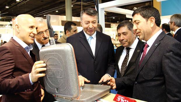Ambiente Fuarı'na 126 Türk şirketi katıldı