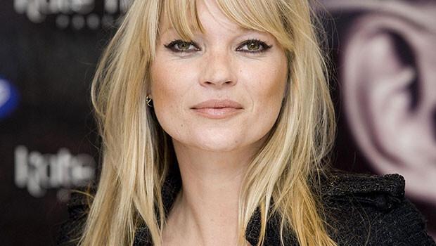 Kate Moss'un yeni işi şaşırttı