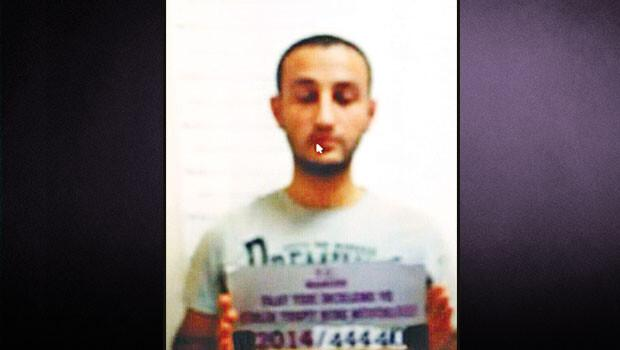 Terörist Salih Muhammed Neccar, Kobaniden Türkiyeye sığınmış