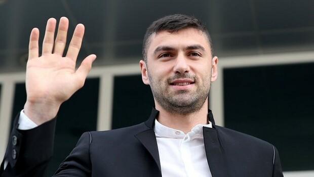 Galatasaray Burak Yılmaz'ı KAP'a bildirdi