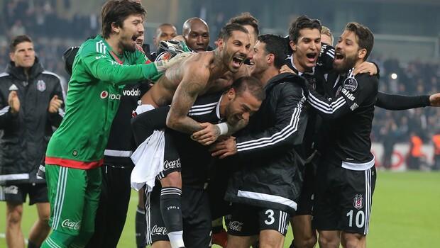 Beşiktaş 1-0 Gençlerbirliği