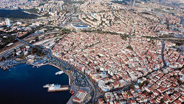 Kadıköy'de yüksek bina sınırlaması getirildi