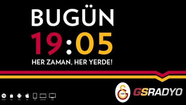 Galatasaray Radyo sustu!