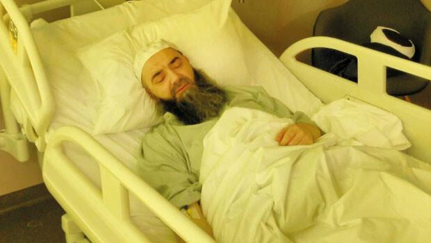 Cübbeli Ahmet Hoca hastaneye kaldırıldı