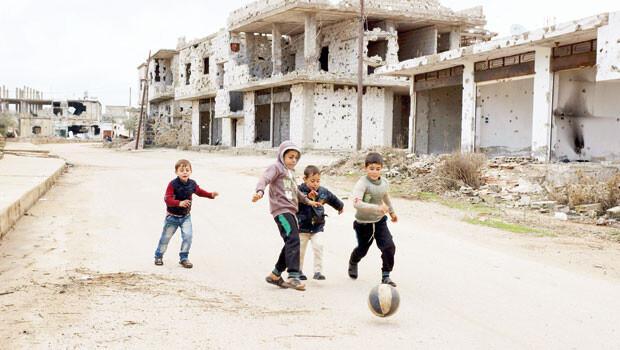Suriye'de 5 yıl sonra umut