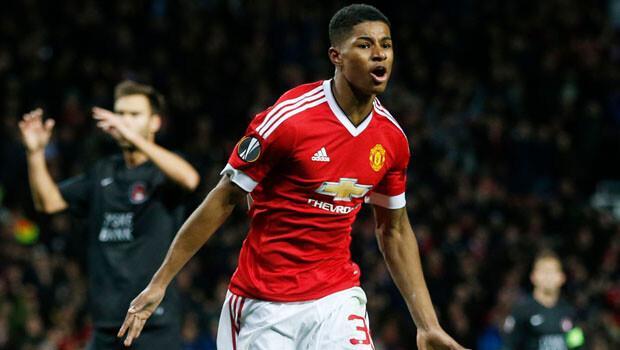 Manchester United: 5 - Midtjylland: 1