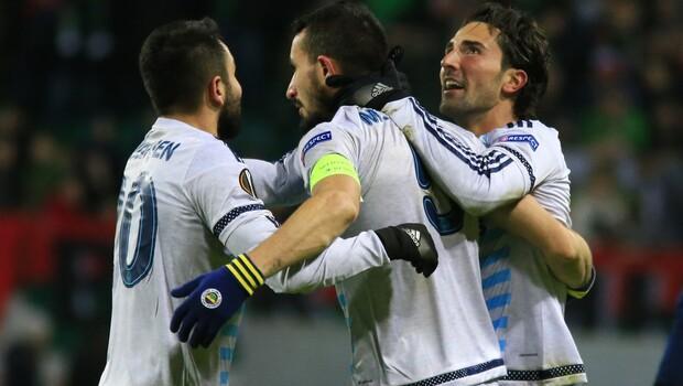 İşte Fenerbahçenin Avrupa Ligindeki muhtemel rakipleri